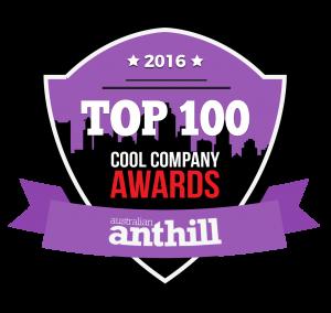 2016 Cool Company Top 100 SponsoredLinX